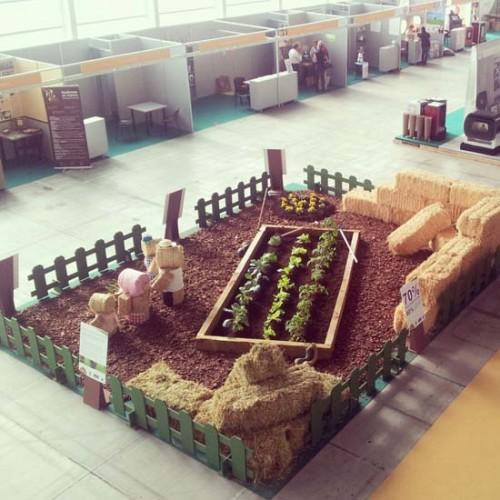 Ecocultura a vista de pájaro