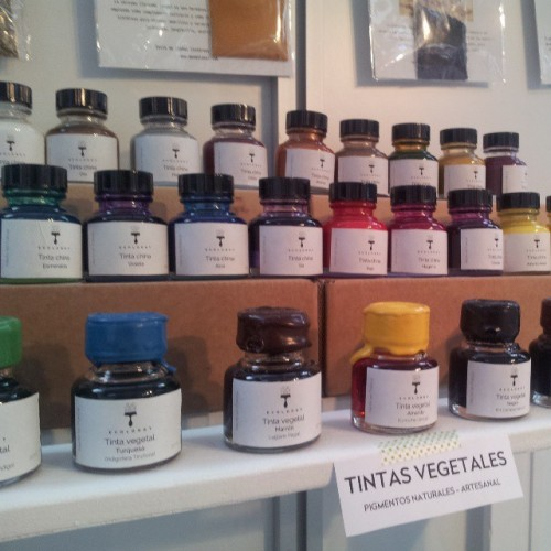 Tintas naturales by Ecolorgy